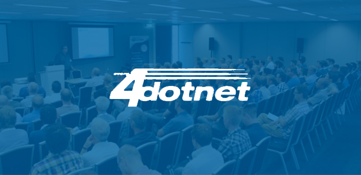 4dotnet zoekt .NET developers